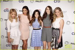 'Pretty Little Liars' Hit PaleyFest 2014!