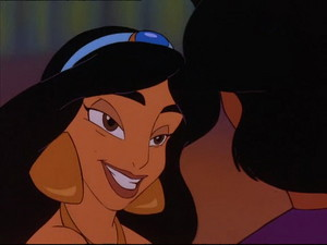 gelsomino in The Return of Jafar