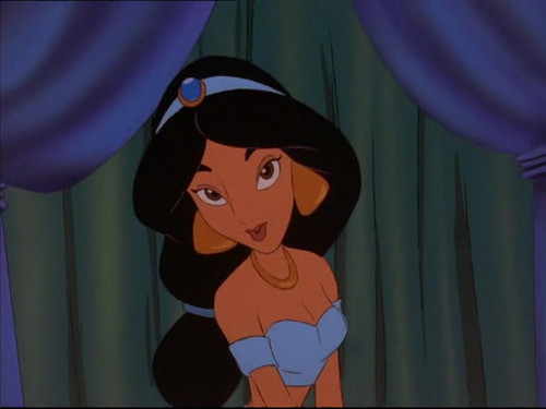 Princess hasmin wolpeyper titled hasmin in The Return of Jafar