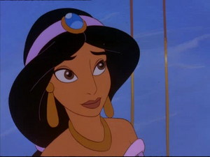 Jasmine in The Return of Jafar