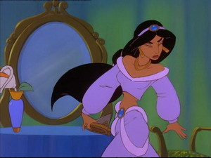 hoa nhài in The Return of Jafar