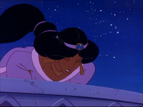 princesa jasmín fondo de pantalla entitled jazmín in The Return of Jafar