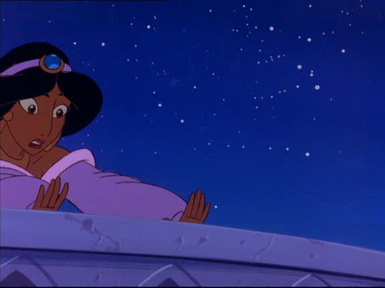 жасмин in The Return of Jafar