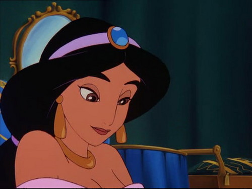 Princess hasmin wolpeyper called hasmin in The Return of Jafar