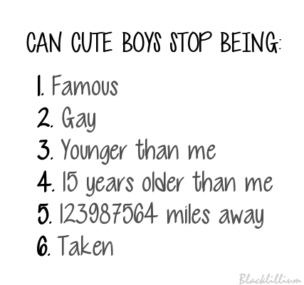 Quotes wallpaper titled                          Cute Boys