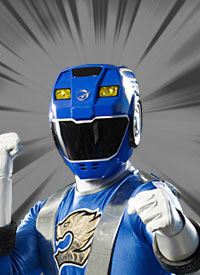 RPM Blue ranger