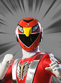 RPM Red ranger