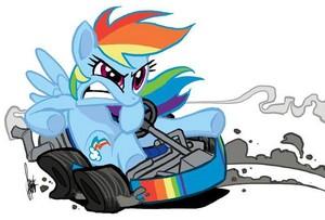 arco iris Dash
