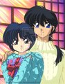 Ranma and Akane _ Sweet Winter - inuyasha-and-ranma-1-2 photo