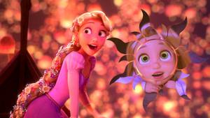Rapunzel -- Summer