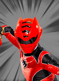 Red jungle ranger