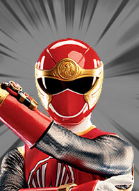 Red ninja ranger