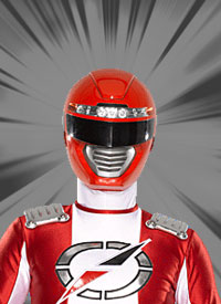 Red overdrive ranger