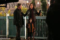 Regina Roland and Robin