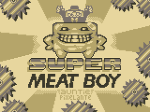 Retro Meat Boy
