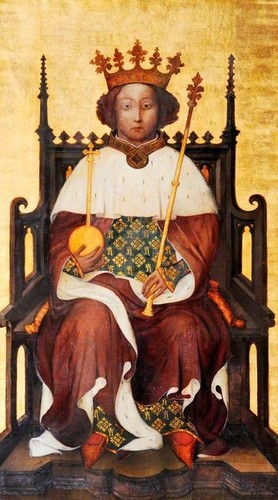 re e regine wallpaper called Richard II