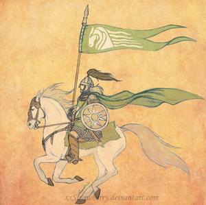 Rider of the Riddermark 由 xxStrawberry