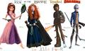 Rise of The Brave Tangled Dragons - disney-princess photo