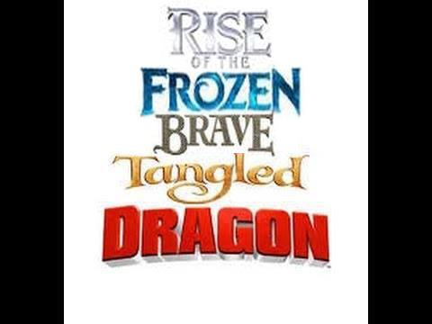 Rise of the 겨울왕국 메리다와 마법의 숲 라푼젤 용 바탕화면 entitled Rise of the 겨울왕국 메리다와 마법의 숲 라푼젤 Dragon