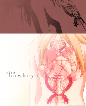 Riza Hawkeye
