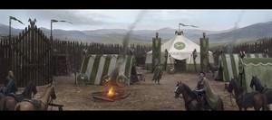 Rohan camp سے طرف کی wesburt