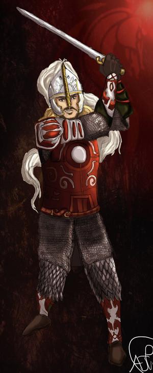 Rohan's finest by Westu-Hal