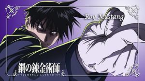 Roy mustang