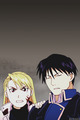 Roy and Riza - full-metal-alchemist-couples photo