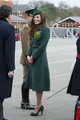 Royals Enjoy the St. Patrick's دن Parade