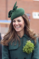 Royals Enjoy the St. Patrick's день Parade