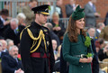 Royals Enjoy the St. Patrick's dag Parade
