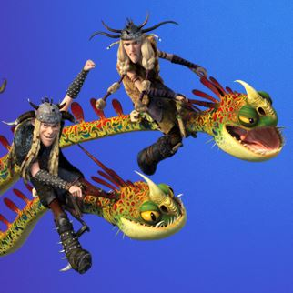How to train your dragon images ruffnut and tuffnut wallpaper and how to train your dragon wallpaper possibly with an octopus and a venuss flytrap titled ruffnut ccuart Images