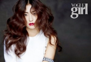 Bora for Vogue