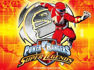 SL Red ranger