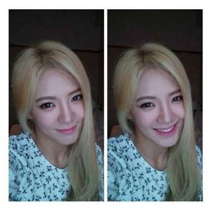 SNSD Hyoyeon Instagram Pic...