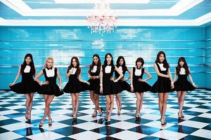 SNSD Mr Mr Musica video