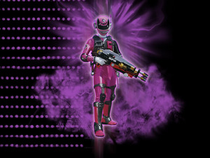 SPD roze SWAT Mode