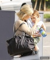 Sarah Out With Rocky in Santa Monica (March 20th, 2014) - sarah-michelle-gellar photo