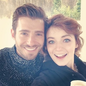 Sarah and Julian