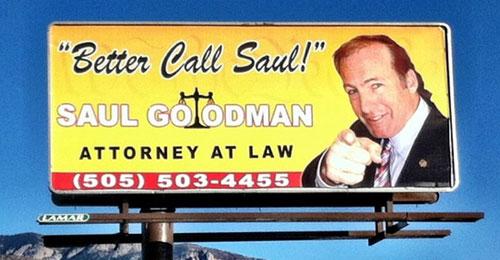 Saul Goodman Breaking Bad Saul Goodman Foto 36839049