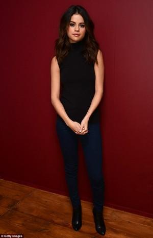 Selena Gomez walang tiyak na layunin Pics ♥