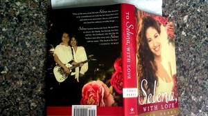 To Selena, With 사랑 의해 Chris Perez ♥
