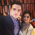 Selfie of 2    - pretty-little-liars-tv-show photo