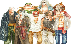 Shanks and Crew