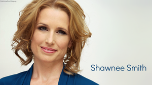Shawnee Smith - Anger Management Press Conference