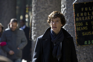 Sherlock Holmes - Stills