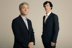 Sherlock and John - Promo Still