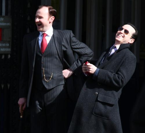 Картинки по запросу mycroft holmes and moriarty