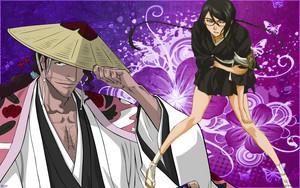 Shunsui And Nanao