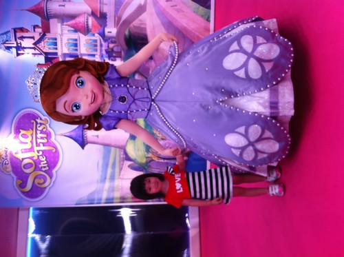Sofia The First wallpaper entitled 12345678910